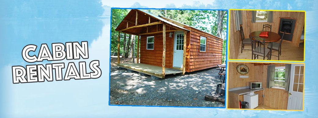 Pine Cradle Lake Family Campground | Pennsylvania RV Campground, RV
