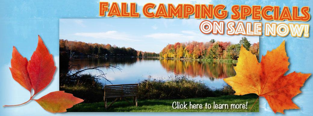 Pine Cradle Lake Family Campground Pennsylvania Rv